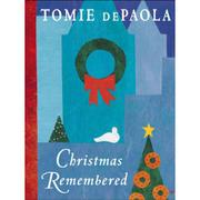 Cover art for CHRISTMAS REMEMBERED