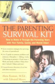 Cover art for THE PARENTING SURVIVAL KIT