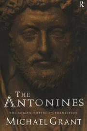 THE ANTONINES by Michael Grant