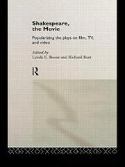 Cover art for SHAKESPEARE, THE MOVIE