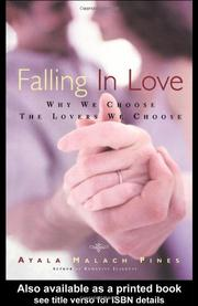 FALLING IN LOVE by Ayala Malach Pines
