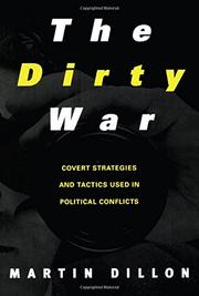 Cover art for THE DIRTY WAR