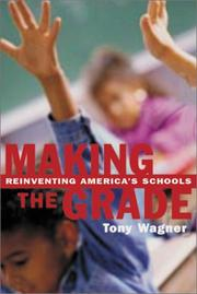 Cover art for MAKING THE GRADE