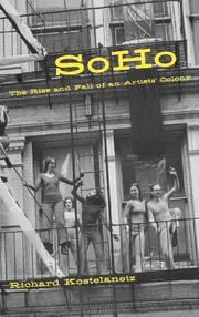 SOHO by Richard Kostelanetz