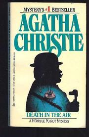 DEATH IN THE AIR by Agatha Christie