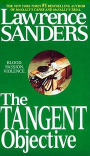 THE TANGENT OBJECTIVE by Lawrence Sanders