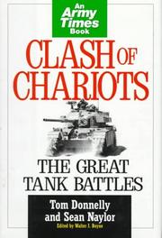 CLASH OF CHARIOTS by Tom Donnelly