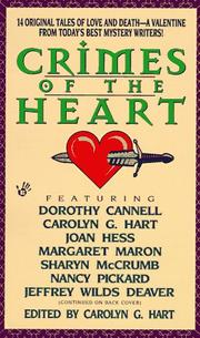 CRIMES OF THE HEART by Carolyn Hart