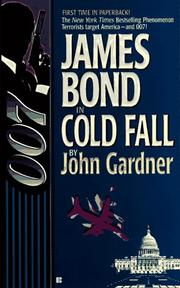 COLD FALL by John E. Gardner