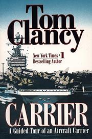 Cover art for CARRIER