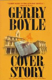 COVER STORY by Gerry Boyle