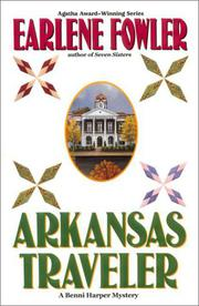 ARKANSAS TRAVELER by Earlene Fowler
