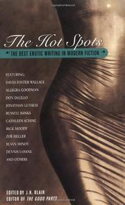 THE HOT SPOTS by J.H. Blair