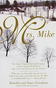 MRS. MIKE by Bonediet & Nancy Freedman