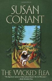 THE WICKED FLEA by Susan Conant