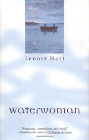 WATERWOMAN by Lenore Hart