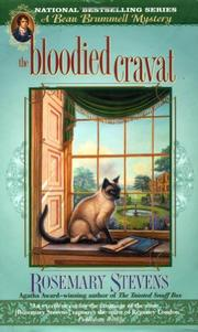 THE BLOODIED CRAVAT by Rosemary Stevens