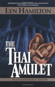 Cover art for THE THAI AMULET