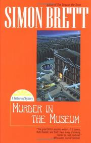 Cover art for MURDER IN THE MUSEUM