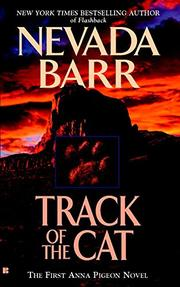 Book Cover for TRACK OF THE CAT