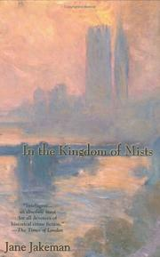 Cover art for IN THE KINGDOM OF MISTS