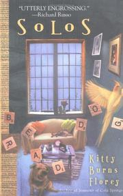 SOLOS by Kitty Burns Florey
