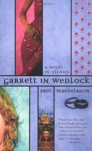 GARRETT IN WEDLOCK by Paul Mandelbaum