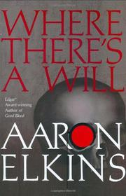 Cover art for WHERE THERE'S A WILL