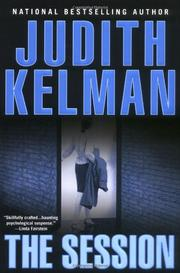 THE SESSION by Judith Kelman