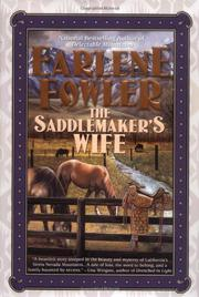 THE SADDLEMAKER'S WIFE by Earlene Fowler