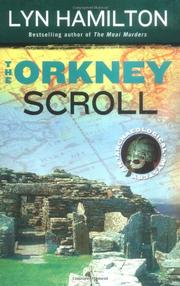 Book Cover for THE ORKNEY SCROLL