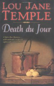 DEATH DU JOUR by Lou Jane Temple