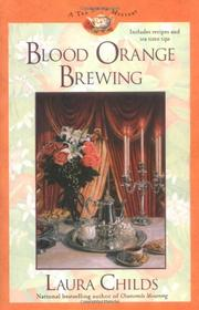 Book Cover for BLOOD ORANGE BREWING