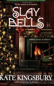 Cover art for SLAY BELLS