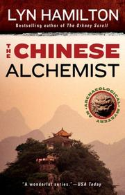 Book Cover for THE CHINESE ALCHEMIST