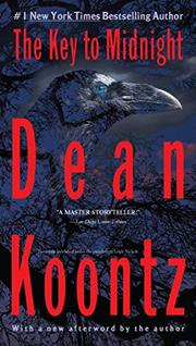 THE KEY TO MIDNIGHT by Dean R. Koontz
