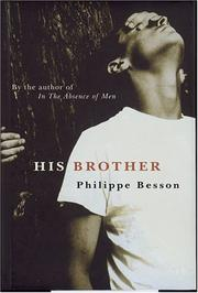 Cover art for HIS BROTHER