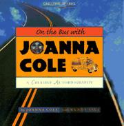 Book Cover for ON THE BUS WITH JOANNA COLE