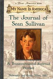 THE JOURNAL OF SEAN SULLIVAN by William Durbin
