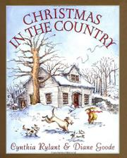 Cover art for CHRISTMAS IN THE COUNTRY