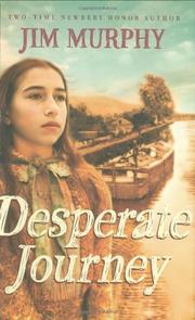 Book Cover for DESPERATE JOURNEY