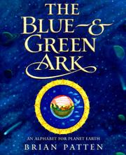 THE BLUE AND GREEN ARK by Brian Patten