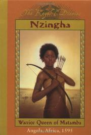 QUEEN NZINGHA by Patricia C. McKissack