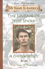 THE JOURNAL OF JESSE SMOKE by Joseph Bruchac