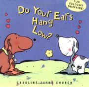 DO YOUR EARS HANG LOW? by Caroline Jayne Church