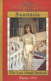 Cover art for ANASTASIA