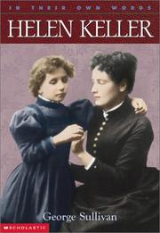 Cover art for HELEN KELLER