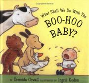 Cover art for WHAT SHALL WE DO WITH THE BOO-HOO BABY?