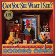 Cover art for CAN YOU SEE WHAT I SEE?