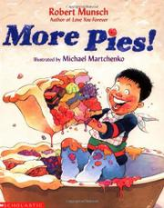 Cover art for MORE PIES!